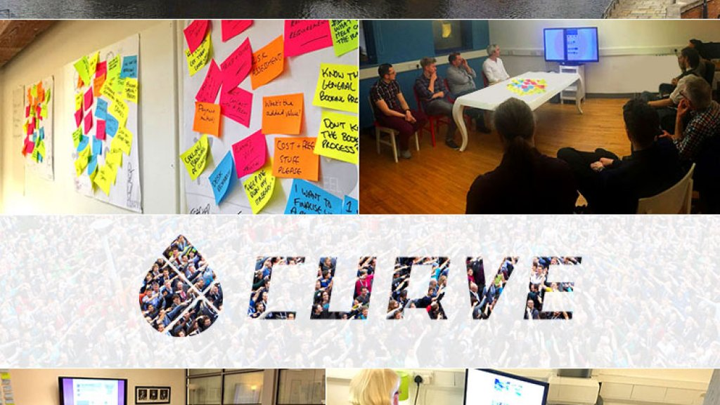 curve agency London and Leeds